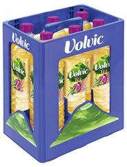 Volvic Grüner Tee mit Granatapfel 6 x 1,5 l Flaschen