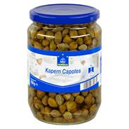 Horeca Select Kapern Capotes in einer sauren, salzigen Lake 6 x 720 ml Gläser