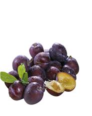 Horeca Select Zwetschgen-Hälften tiefgefroren, halbe Frucht, mit Schale, entsteint 4 x 2,5 kg Beutel