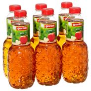 Granini Trinkgenuss Apfelsaft 100% Fruchtgehalt 6 x 1 l Flaschen