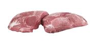 QS Schweineoberschale tiefgefroren, mit Deckel, aus Europa, vak.-verpackt ca. 15 kg