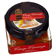 Fine Food Finestro Mango-Maracuja Senfsauce mit sonnengereiften Früchten 140 g