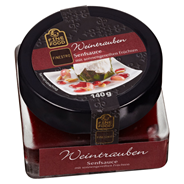 Fine Food Finestro Weintrauben Senfsauce mit sonnengereiften Früchten 140 g