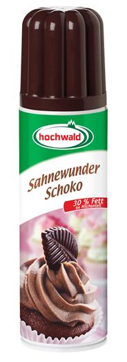 Hochwald Sahnewunder Schoko 30 % Fett 12 x 250 ml Dosen