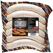 Weber Bratwurst Classic 540 g Packung