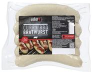 Weber Bratwurst Curry 500 g Packung