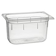Horeca Select Gastro Behälter 1/4 150 mm Polycarbonat
