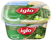 Iglo Petersilie gehackt 40 g Packung