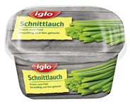 Iglo Schnittlauch gehackt 40 g Packung