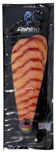 Fishing Rotholzlachs geschnitten 500 g Packung