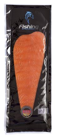 Fishing Räucherlachs geschnitten 500 g Packung
