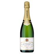 Vve Pelletier & Fils Champagne Brut trocken 6 x 0,75 l Flaschen