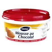Debic Mousse au Chocolat Zartbitter küchenfertig 2,5 l Eimer