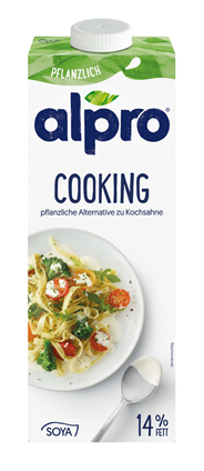 Alpro Soja Cuisine Culinary Kochcreme 1 l Packung