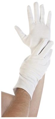 Hygostar Baumwollhandschuhe BLANC Weiß/ Gr. XL 6 Stück Paket