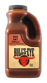 Bull's-Eye Longhorn Hot Chili 2 l Dose