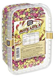 Agilus Dragees Milly Lilly's Karamell Schokoladenlinsen 64 x 900 g Foodtainer