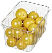Cocktailtomaten gelb Niederlande - 250 g Schale