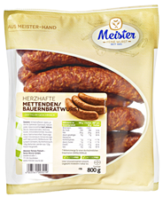 Meister Mettenden / Bauernbratwurst 800 g
