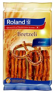 Roland Brezli Classic Laugengebäck 126 x 100 g