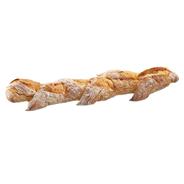 Fine Food Finestro Weizenbrot tiefgefroren, vorgebacken, französisches Weizenbrot mit kräftiger Kruste 15 x 350 g