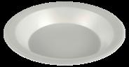 Papstar Schale 750 ml Ø 22,5 cm Weiß - (6 x 100 Stück)