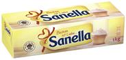 Sanella Pflanzenmargarine 75 % Fett 120 x 1 kg Packungen