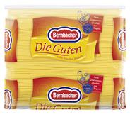 Bernbacher Die Guten GV Eiernudeln Hartweizengrieß, Frischei (10 %) 2,5 kg Beutel
