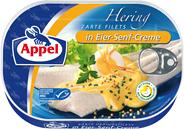 Appel Zarte Heringsfilets in Eier-Senf-Creme 200 g Dose