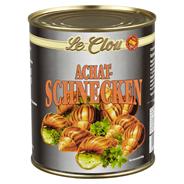Le Clou Achatschnecken 120 Stück 6 x 850 ml Dosen