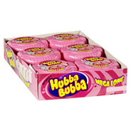 Hubba Bubba Bubble Tape Fancy Fruit 12 x 12 Stück Rollen
