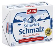 Laru Schweineschmalz 99,7 % Fett 20 x 250 g Packungen