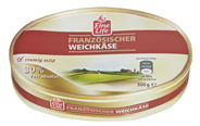 Fine Life französischer Weichkäse cremig mild, 30 % Fett 300 g