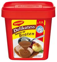 Maggi Delikatess Sauce zu Braten 108 x 950 g Packungen