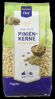 Horeca Select Pinienkerne ganz 1 kg Beutel