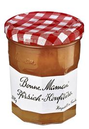 Bonne Maman Konfitüre Pfirsisch cremig - 370 g