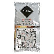 Rioba Napolitains Coffee Einzelportionen Kaffee-Schokolade 1 kg Beutel