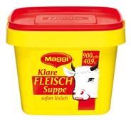 Maggi Klare Fleischsuppe 132 x 900 g Packungen