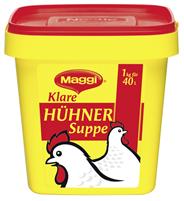 Maggi Klare Hühnersuppe 108 x 1 kg Packungen