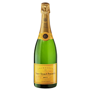 Veuve Clicquot Champagne Brut trocken 0,75 l Geschenkpackung