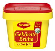 Maggi Gekörnte Brühe extra fein 132 x 1 kg Packungen