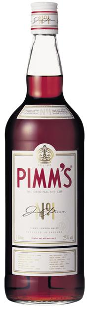 Pimms Pimm´s No. 1 Spirit Drinks 25 % Vol. - 700 ml Flasche