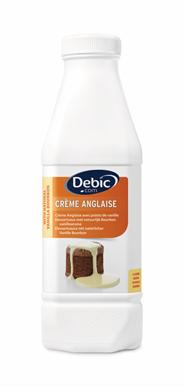 Debic Crème anglaise 1 liter