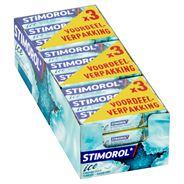 Stimorol Ice Intense Mint Flavour Sugar Free Voordeelverpakking 12 x 42 g