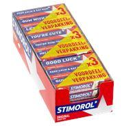 Stimorol Original 12 x 3 stuks