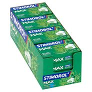 Stimorol Max Splash Spearmint Flavour Sugar Free 16 x 22 g