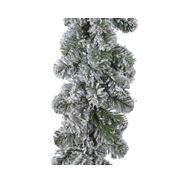 Imperial guirlande snowy 270 cm