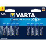 Varta High Energy wegwerpbatterijen AAA 10 stuks