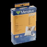 Menalux 2000 Stofzuigerzak 5 stuks