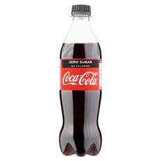 Coca-Cola Zero PET 12 x 500 ml